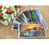 深圳3D立体卡 3D三维卡片 3D明信卡