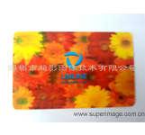 生产销售 3D消费优惠卡 磁条充值卡 光