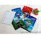 厂家提供定做明信片 贺卡制作 纪念贺卡