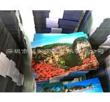 风景类3D明信片 3D印刷明信片 邮政3D明信片生