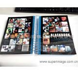 企业宣传3D立体画册  立体画册制作 光栅画册杂志书籍封面 3D画册生产厂家
